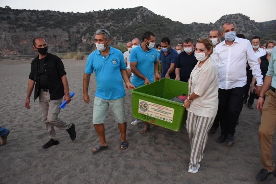 Life MEDTURTLES Meeting in Turkey: An umbrella mee...